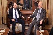 اظهار امیدواری وزیر خارجه لبنان از تشکیل سریع دولت جدید عراق و لبنان