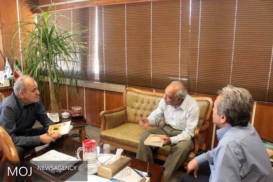 کاریز در ایران کتاب میشود