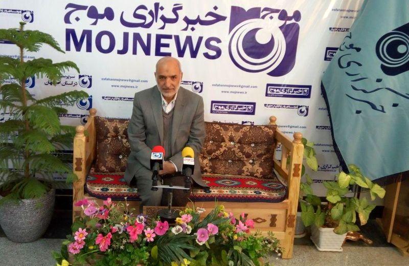 بازدید عضو هیئت علمی دانشگاه علوم پزشکی اصفهان از دفتر خبرگزاری موج اصفهان