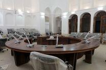 افتتاح تیمچه مرتاض و خانه نیک بین در دانشکده هنر و معماری دانشگاه یزد