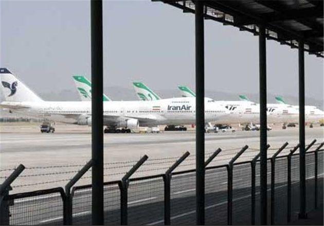 تاخیر 91 دقیقه ای ایران ایر در پرواز به دزفول