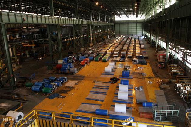 افزایش چشمگیر کیفیت محصولات فولاد مبارکه