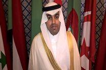 ادعای رئیس پارلمان عربی علیه ایران