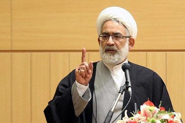 دادستان کل کشور از دادسرای ناحیه پنج تهران بازدید کرد