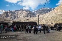 برپایی200 سیاه چادر برای معرفی فرهنگ و تاریخ کرمانشاه