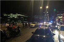 تاکنون هویت مظنونین به دست داشتن در حمله لندن مشخص نشده است