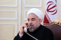 روحانی دستور تسریع در روند کمک رسانی به زلزله زدگان را به استاندار کرمانشاه ابلاغ کرد