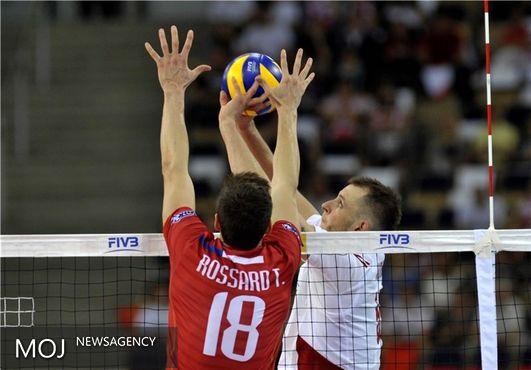 هفته دوم با شکست لهستان به پایان رسید / صربستان بدون باخت در صدر