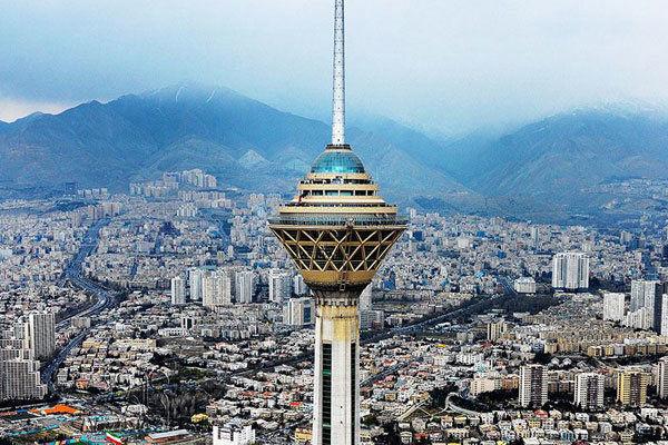 کیفیت هوای تهران در 9 خرداد سالم است