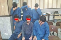 دستگیری دزدان مسلح طلافروشی کهریزک پس از فرار هالیوودی