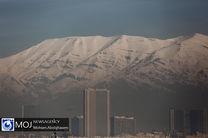 کیفیت هوای ۱۰ ایستگاه تهران بالاتر از شاخص ۱۸۰ قرار گرفت