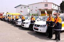 آماده باش راهداران اصفهان برای بازگشایی محورهای مرزی