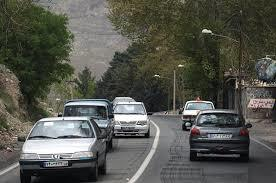 آخرین وضعیت جوی و ترافیکی جاده ها در ۶ فروردین ۹۹