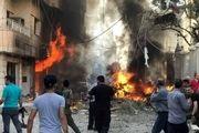 جزئیات انفجار در نزدیکی یک کلیسا در سوریه