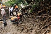 اعزام اکیپهای امداد و نجات یگان ویژه در مناطق سیل زده