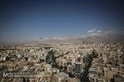 کیفیت هوای تهران در 28 خرداد 98 سالم است