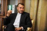 امیرعبداللهیان به دیدار بشار اسد رفت