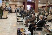 مراسم رونمایی از ٧ دستاورد جدید نیروی زمینی ارتش برگزار شد