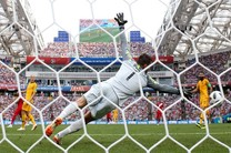 نتیجه بازی استرالیا و پرو در جام جهانی/ حذف استرالیا