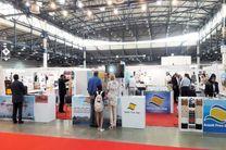 حضور فعال منطقه آزاد انزلی در دومین نمایشگاه تخصصی صادراتی ایران در کشور اوکراین