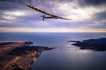 هواپیمای خورشیدی آخرین بخش های سفر را آغاز کرد