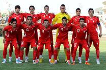 ساعت بازی تیم ملی امید ایران و میانمار مشخص شد