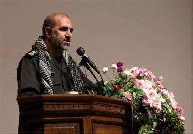 فرماندهی سردار قاسم سلیمانی موجب شکست داعش در منطقه شد