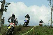 مسابقات موتور سواری در سه کلاس در مناطق کوهستانی املش برگزار شد