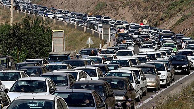محدودیتهای ترافیکی عید سعید فطر/مدیریت جابجایی در ۱۵ جاده پرتردد