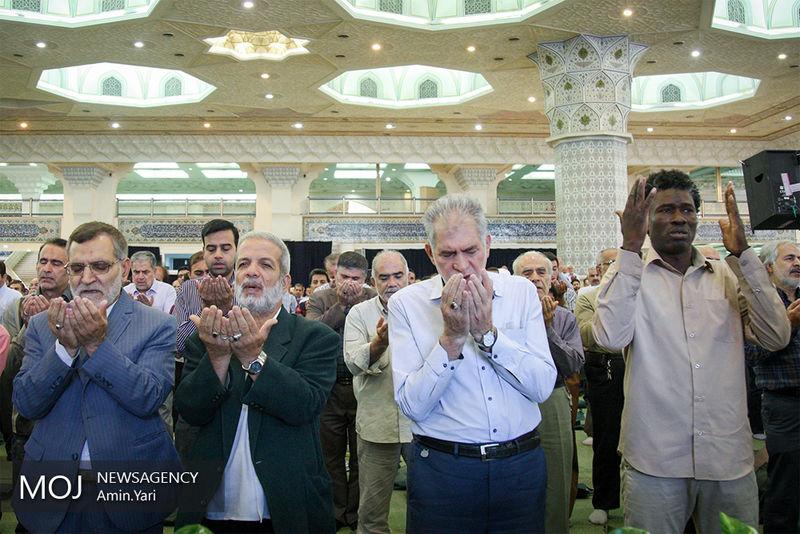 پخش زنده نماز عید قربان در شبکه یک سیما
