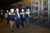 اقدامات زیست محیطی ذوب آهن روبه رشد، امید بخش و قابل گسترش است
