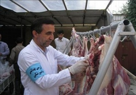 نظارت 176 بازرس بهداشتی در عید قربان در اصفهان