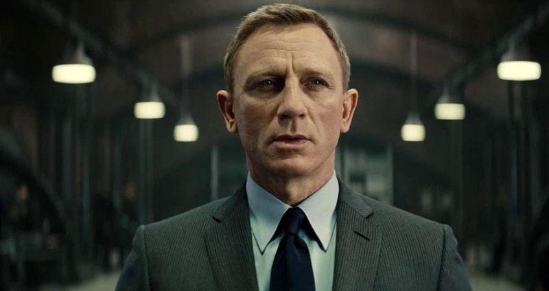 جیمز باند در ایتالیا فیلمبرداری می شود