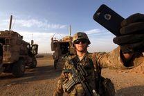 نیروهای آمریکایی وارد عراق شدند