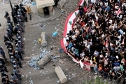 Protests in Beirut left 80 hospitalized