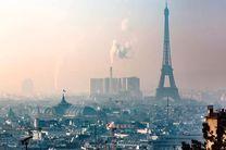 آلودگی هوا در فرانسه سالانه ۴۸ هزار قربانی می گیرد