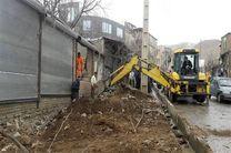 دستور قضایی راهگشای معبر 5 متری متصرفی شد