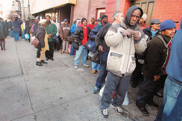 فقر شدید در واشنگتن بیشتر شده است