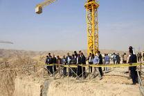 احداث پروژه تصفیهخانه آب و فاضلاب چرام با اعتبار 70 میلیارد ریال / آغاز عملیات اجرای کارخانه تولید فسفات در چرام