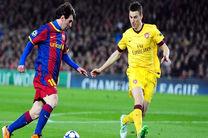 پخش زنده بازی دوستانه بارسلونا و آرسنال از شبکه ورزش