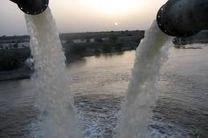 بزرگترین ایستگاه پمپاژ آب کشاورزی شمال کشور به بهره برداری رسید