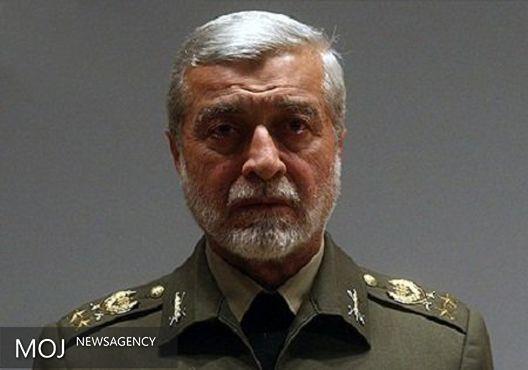 فرمانده کل ارتش انتصاب «رشید»، «موسوی» و «عبداللهی» را تبریک گفت