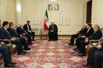 سطح روابط دو کشور و دو ملت در بلندمدت باید مستحکم بماند