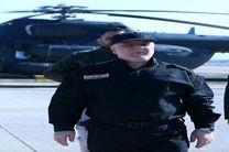 حیدر العبادی با نیروهای عراقی در موصل دیدار کرد