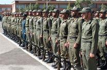مشمولان سرباز معلم اول تیر خود را معرفی کنند