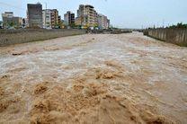 تخریب پل های موقت خرم رود به موقع بود/ زیرساخت های شهر و بخشی از دیواره ساحلی کرگانه آسیب دیده است
