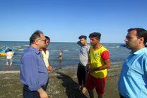 مدیران طرح های سالم سازی دریا  موظف به برقراری عقد قرارداد با ناجیان و پرداخت حقوق آنان هستند