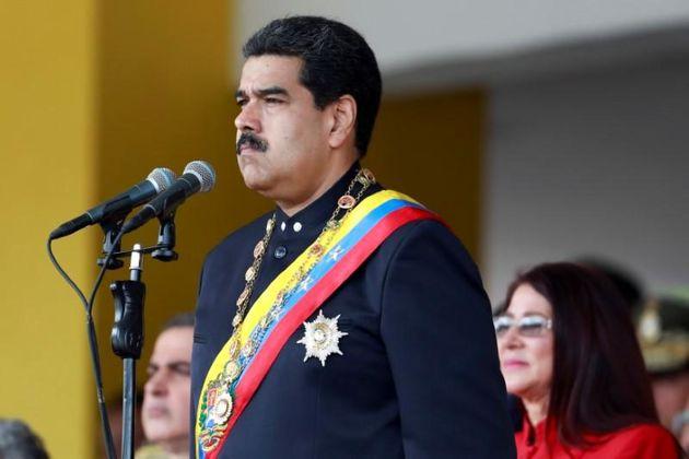 رفتار مادورو شبیه شاه هرود است