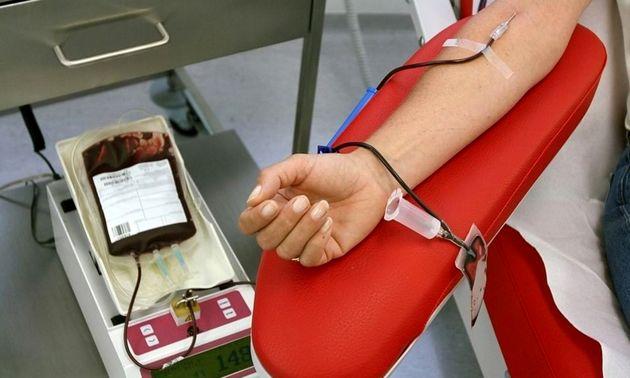 روزانه بیش ۱۲۰ تا ۱۵۰ واحد خون در استان نیاز است