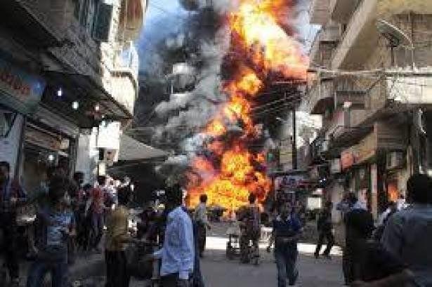 وقوع انفجار در نزدیکی ساختمان وزارت کشور